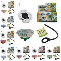 Wholesale 240pcs Beyblade D Burst Rotating Gyroscope Steel fighting spirit fighting the gyro constellation gyr top kids toys