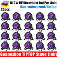 american dj lighting - tiptop URANUS18 Discount Price Pack American DJ UV Panel Watt Blacklight Fixture W UV Purification Lamps Lighting LED PAR Light