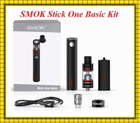 basic c - 100 Authentic Smok Stick One Plus Kit Stick One Basic Kit VS Subox mini C Evic vtc mini