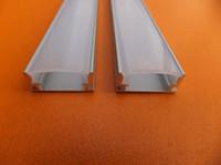 aluminum industrial profiles - led aluminium profile for led bar light led strip aluminum channel waterproof aluminum m pc