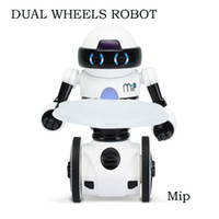 battery program - Mip DUAL WHEELS ROBOT iOS and Android apps program and built in games Autonomous balancing Programmable robot x AAA batteries
