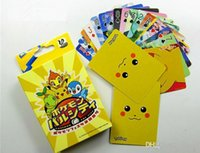 Wholesale 52 Styles Playing Poker Cards Games Cartoon LOL Naruto Death Note Playing Cards Family Fun Poker Cards Set