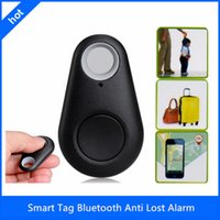 Wholesale New Design Anti Lost Alarm Bluetooth Anti Lost Alarm For Iphone Android for Kids wallet pet dog