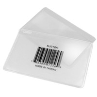 Wholesale Pocket Credit Card Size Magnifier x Magnifying Fresnel Lens Reading Brand New