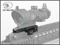 Wholesale Tactical quick detachable mount LaRue style ACOG RCO scope mount mm rail mount for a acog scope