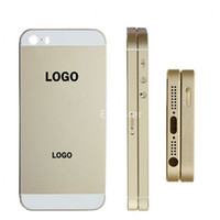 Wholesale OEM Back Cover Housing Battery Door with SIM card tray volume button power button Replacement For Apple iphone S G