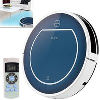 app cleaner - ILIFE V7 Bluetooth Robotic Vacuum Cleaner for Home APP Bluetooth Remote Control