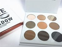 wholesale dora - Hot Stock Kylie Eye Shadow Cosmetics Bronze Eyeshadow KyShadow Palette by DHL from dora