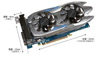 Wholesale GALAXY GTX750Ti general version G CUDA bit game graphics card