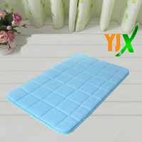 Wholesale hot sale non toxic door mat applicable to a variety of places dirt water absorb microfiber cotton mat