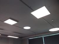 flat panel led lighting - Square LED Panel light x600 mm SMD3014 W x60 ceiling lights Aluminum Project Flat Light LED Driver