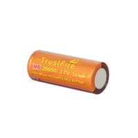 Wholesale TrustFire mAh V IMR Rechargeable High Drain Battery for Electronic Smoke Flashlight