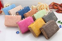 best designer wallets - 2016 Brand Designer Women Wallet Bags Best Leather Button Clutch Purse Lady Short Handbag Bag Colors For Woman