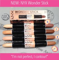 available now - 2016 nyx Newest Wonder stick highlights and contours shade stick Light Medium Deep Universal Pick up mixed available BUY IT NOW