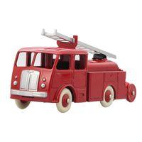 Wholesale COLLECT THE PREFERRED Dinky toys E Fourgon Incendie Premier Secours Berliet Diecast atlas ANTIQUE CAR MODEL