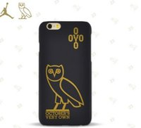 apple eggs - Golden Eggs Owl Ovoxo Drake OVO Skin Mobile Cases For Apple iPhone s Protective Phone Case Back Cover