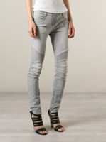 Wholesale new ariival lady jean top quality hot sell popular style women jeans size