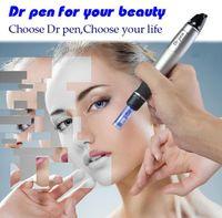 Wholesale Humanized design beauty salon micro needle skin nurse system dr roller pen electric auto needle dermapen microneedle machine