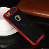 apple seconds - Second Generation Neo Hbrid PC TPU Anti knock Logo Hollow Out Cover Case For iphone s s Plus Note S5 S6 S7 Edge Plus HTC LG