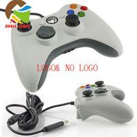 Wholesale XBOX Wired USB Gamepad Controller Joypad Joystick for Microsoft XBOX PC Windows F
