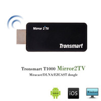 air play mirroring - T1000 WiFi Mirror2TV A V Multimedia Transfer Ezmirror Miracast DLNA Dongle Air Play EZCAST TV Wireless Mirroring HDMI