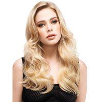 Wholesale European Wigs Natural Blonde women s Hair High Temperature Silk Wigs Glueless Ombre Wavy sexy Long hair drop shipping
