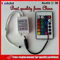 best rf remote - best quality v RGB keys remote controller box W led strip light controller keys RF M controller DC male plug free shipin