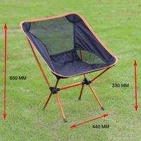 beach chairs lightweight - 2016 Mesh Fishing Chair Portable Folding Lightweight Fishing Chair Foldable Camping Chair Beach Picnic Garden Chairs Colors