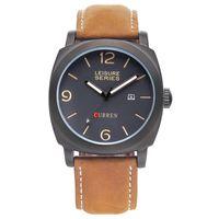 Cheap curren 8158 Best military watches