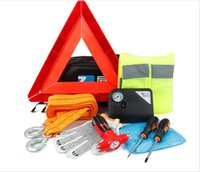auto first aid box - Auto accessories car first aid kit safety driving safety driving safety driving emergency tool box set