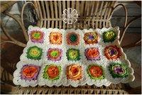 Wholesale Lace tablecloths table mats car mats cushion sofa cushion coffee table cushion tableware mat Hand made ixed style cheap