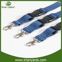badge suppliers - 20 mm polyester lanyard with High quality custom logo badge holder lanyard sublimation lanyard supplier