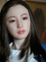 Recensioni Silicone sex doll for men-Reale silicone bambole del sesso giapponese vero amore bambola adulta realistica bambola del sesso voce seducente colpo realistica bambola per gli uomini