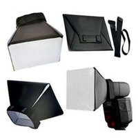 Wholesale Flash Softbox Diffuser For Camera for Nikon SB800 SB600 for Canon EX EX EZ