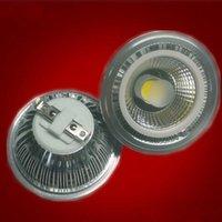 30PCSlot Projecteur à diodes électroluminescentes chaudes de la vente Dimmable LED AR111 15W CHAUDE blanc chaud froide ES111 QR111 G53 110V 120V 220V 230V 240V Égal 120W lampe d'halogène