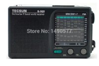 Wholesale Tecsun R FM Stereo MW SW Bands Word Receiver Portable Radio Easy To Use Good Gift for Elderly