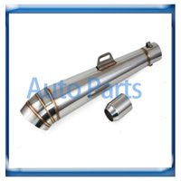 Wholesale Stainless steel muffler high quality motorcycle Exhaust system