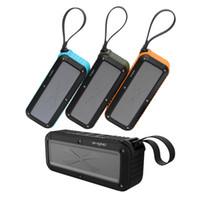 bass bikes - Sports W KING Waterproof IPX6 Bluetooth S20 Bike Speaker shockproof Wireless NFC TF Card Play FM Radio Hands free Mic Shower bass subwoofer
