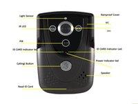 Wholesale Waterproof Video Door Phone WiFi Doorbell Full Duplex Audio IP WiFi Doorbell Support Smart Phone Unlock