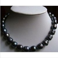 baroque tahitian pearl pendant - NEW PRODUCTS MM TAHITIAN BLACK BAROQUE NATURAL PEARL NECKLACE quot K