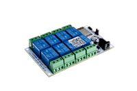 arduino relay board - LinkNode R8 Arduino compatible WiFi relay controller