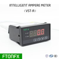 Wholesale VST AT INTELLIGENT AMPERE METER RELAY ALARM DC AC DIGITAL AMMETER GUARANTEED