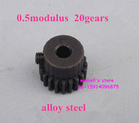 Wholesale Alloy steel modulus teeth motor main shaft metal gear for shaft diameter mm mm mm mm motor
