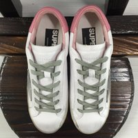 antiques shoes - Italy Brand Golden Goose Superstar Casual Shoes Antique Finish Men Women Fashion Sneaker GGDB Shoes ORIGINAL Invisible Increasing