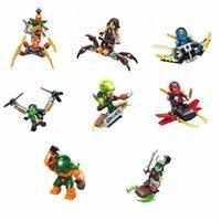 Wholesale 480pcs Aircraft Toys Armor Hero Building Blocks Sets Model Kit Toys Small Kids Toys