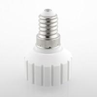 other E12 Other Hot New High Quality E14 to GU10 Base LED Light Bulb Adapter Converter Splitter Anti-aging Anti-burning