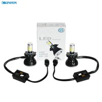 automatic headlights - DHL Fedex Sets Automatic Headlight w H1 H3 H4 H7 H11 H16 G5 Car Headlight