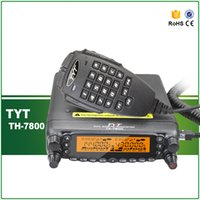 best mobile offers - Best Offer DHL EMS Fast Shipping TYT TH VHF UHF Dual Band Full Duplex Mobile FM Transceiver with Programming Cable Software