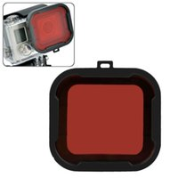 aqua pro - Polar Pro Aqua Cube Snap on Dive Housing Filter for GoPro HERO4 gopro Lens Filter gopro Dive Housing Filter