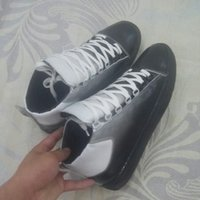 Wholesale High Top genuine leather Brand Mens Sneakers New Shoes Casual Lace Up Trainers Flats Men